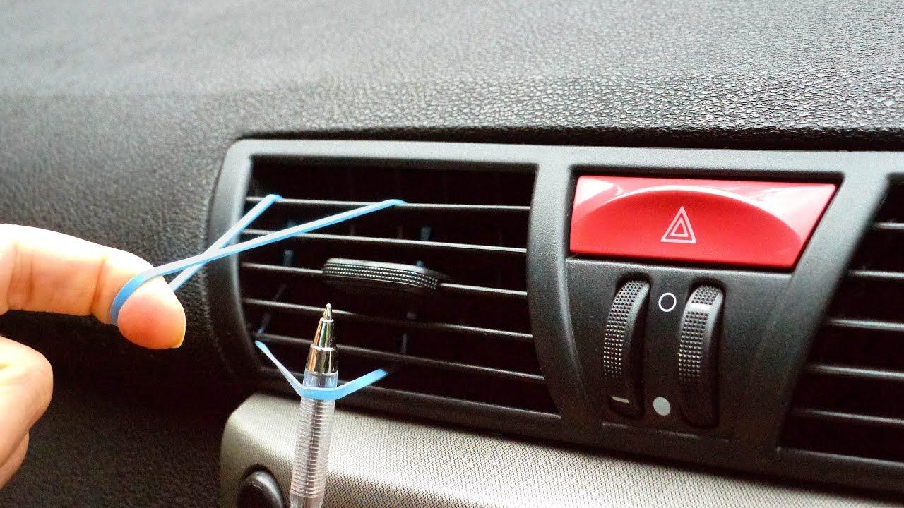 Life Hacks für dein Auto